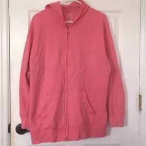 Just My Size | Pink Hoodie